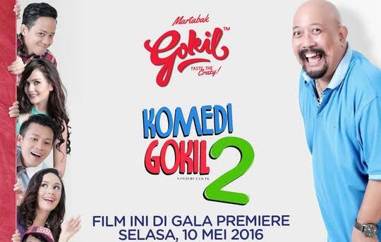 Komedi Gokil 2 (2016) WEBDL