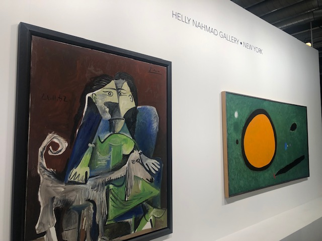 Visiting Art Basel VIP Preview