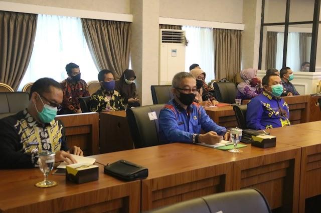 Gubernur Lampung Pimpin Rapat Persiapan Launching Program Kartu Petani Berjaya