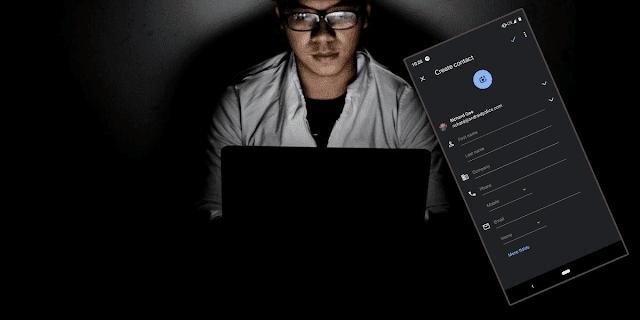 لن تضر عينيك بعد الأن ، طريقة تفعيل الوضع المظلم في جميع الأجهزة التي تستخدمها