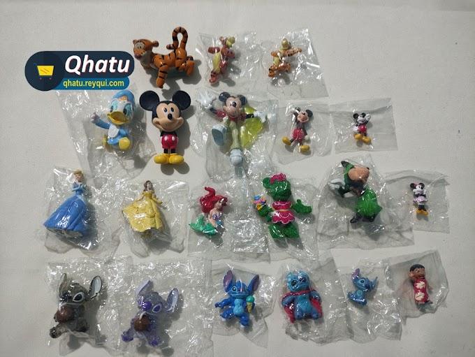 Lote: 20 figuras en miniatura de Disney/Pixar
