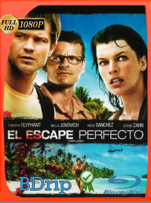 El Escape Perfecto (2009) BDRip 1080p Latino [GoogleDrive] Ivan092