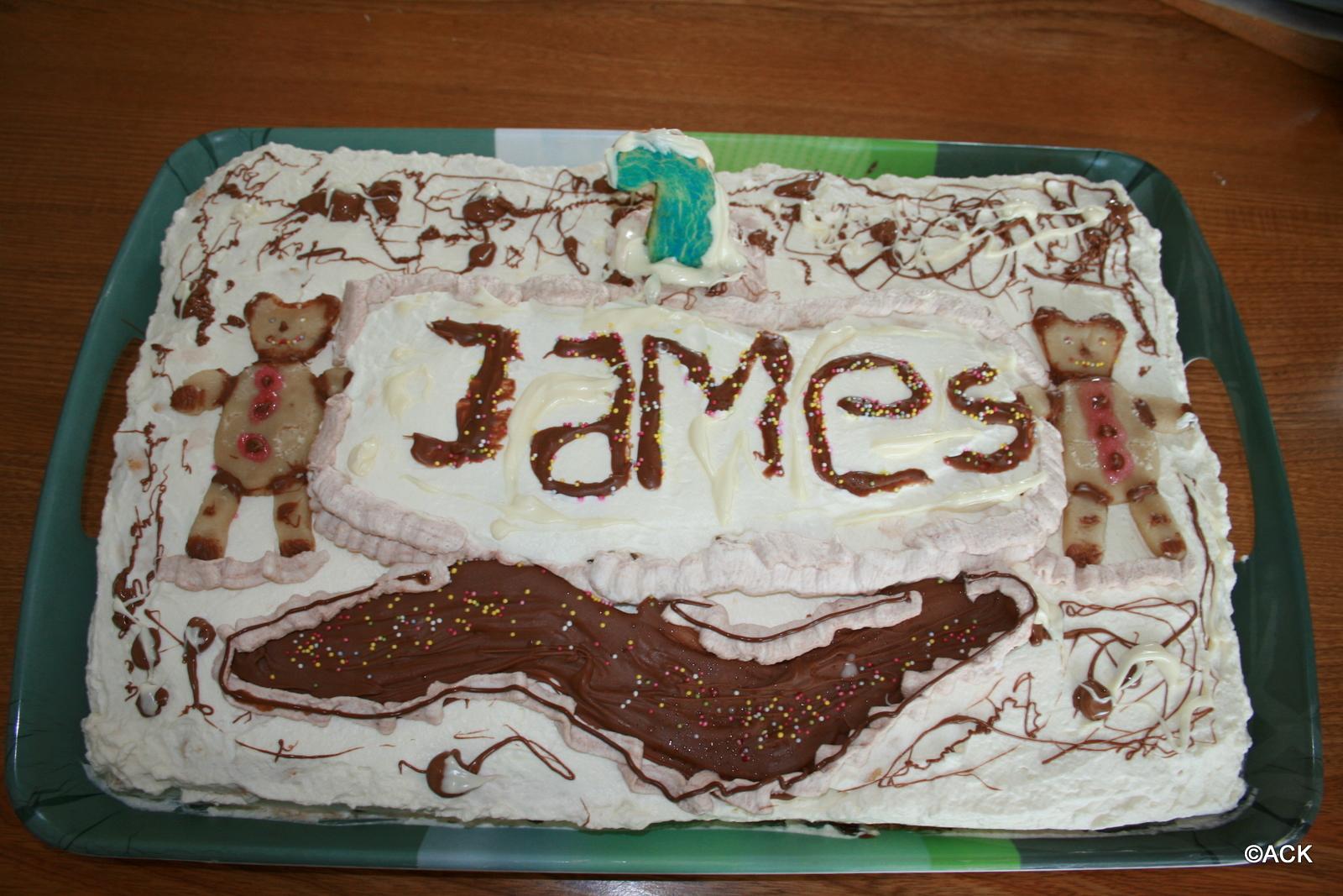 hovets tårta