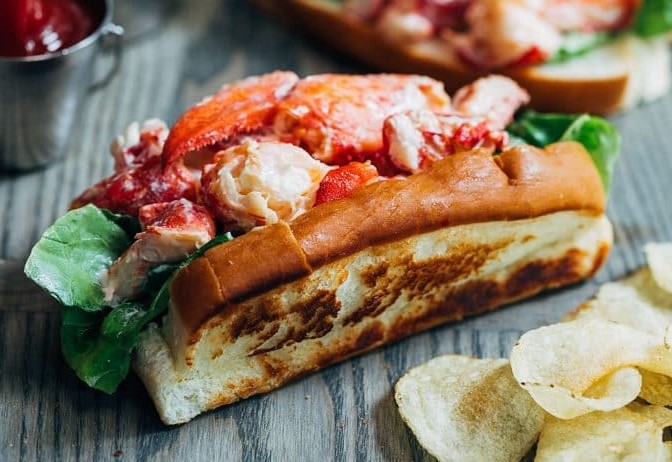 MAINE LOBSTER ROLLS RECIPES