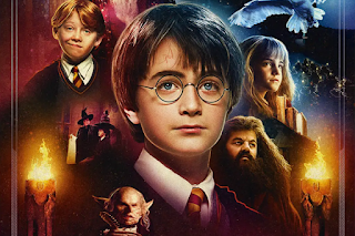 Harry Potter and the Sorcerer's Stone: 20 years of Harry Potter poster (US)