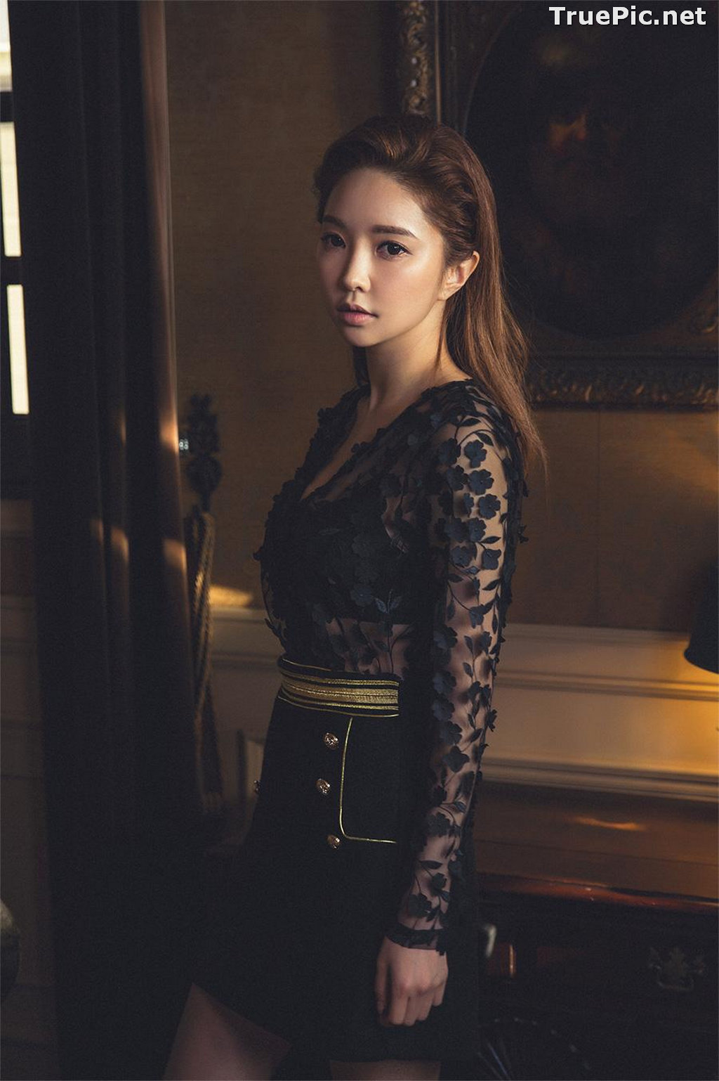 Image Korean Beautiful Model – Park Soo Yeon – Fashion Photography #5 - TruePic.net - Picture-8