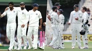 Ind vs NZ 1st test 2020 live score, Full information