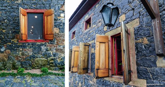 Serra Gaúcha - Caminhos de Pedra - restaurante Casa Angelo