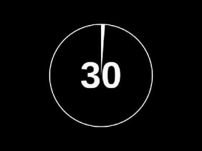 30 ثانية كافية للتسخين
