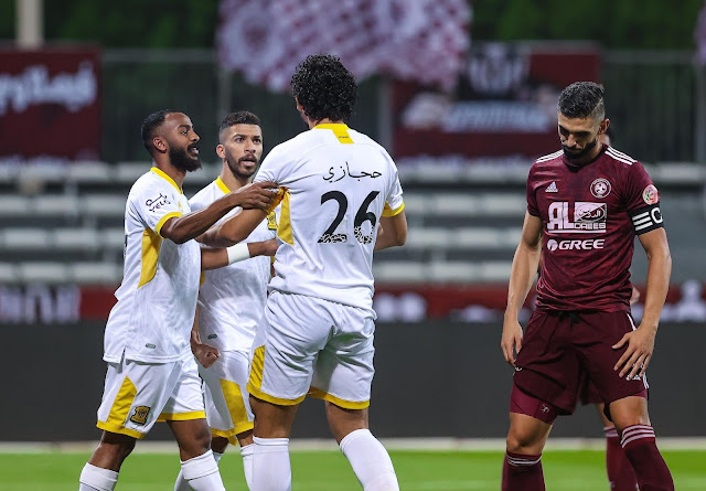 اهداف مباراة الاتحاد والفيصلي (2-1) الدوري السعودي