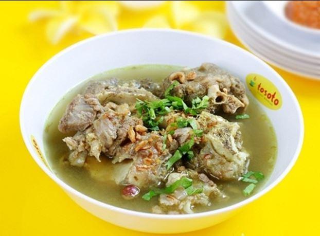 Image result for soto daging banten