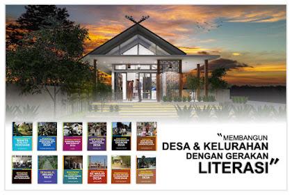 Daftar Judul-judul Buku Penting Terkait Pengelolaan Arsip Perpustakaan Desa dan Kelurahan