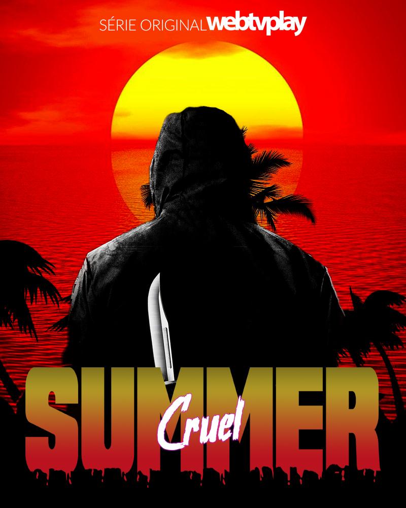 Capa da série virtual Cruel Summer