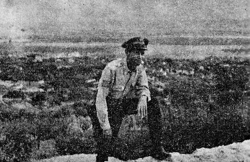 *Ο Ελληνοαμερικανός πράκτορας της O.S.S. Αλέκος Γεωργιάδης
