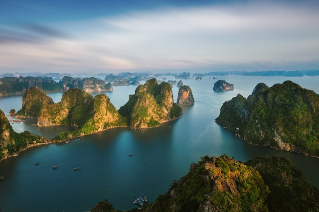 Ha Long Bay among Top 3 places to visit in Southeast Asia 1