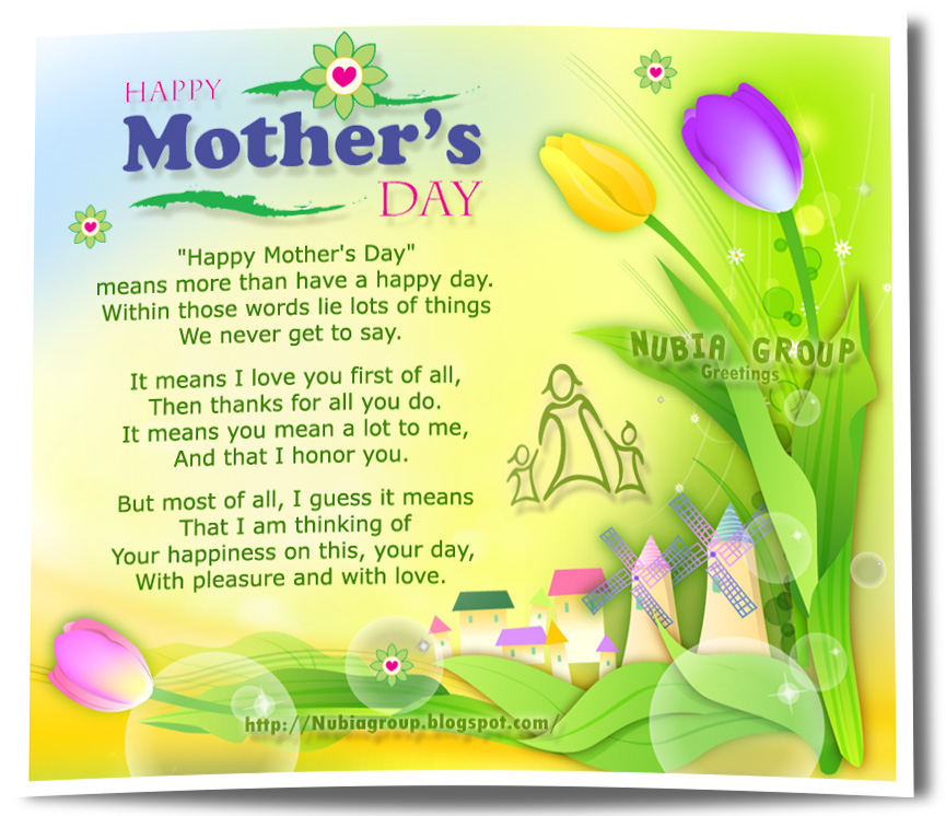 Amanda Swisten: Images Mothers day quotes-mothers day poems