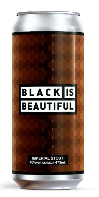 Cervejaria Dádiva adere ao projeto Black is Beautiful e produz receita colaborativa com o EAP idealizada nos EUA em prol da igualdade racial