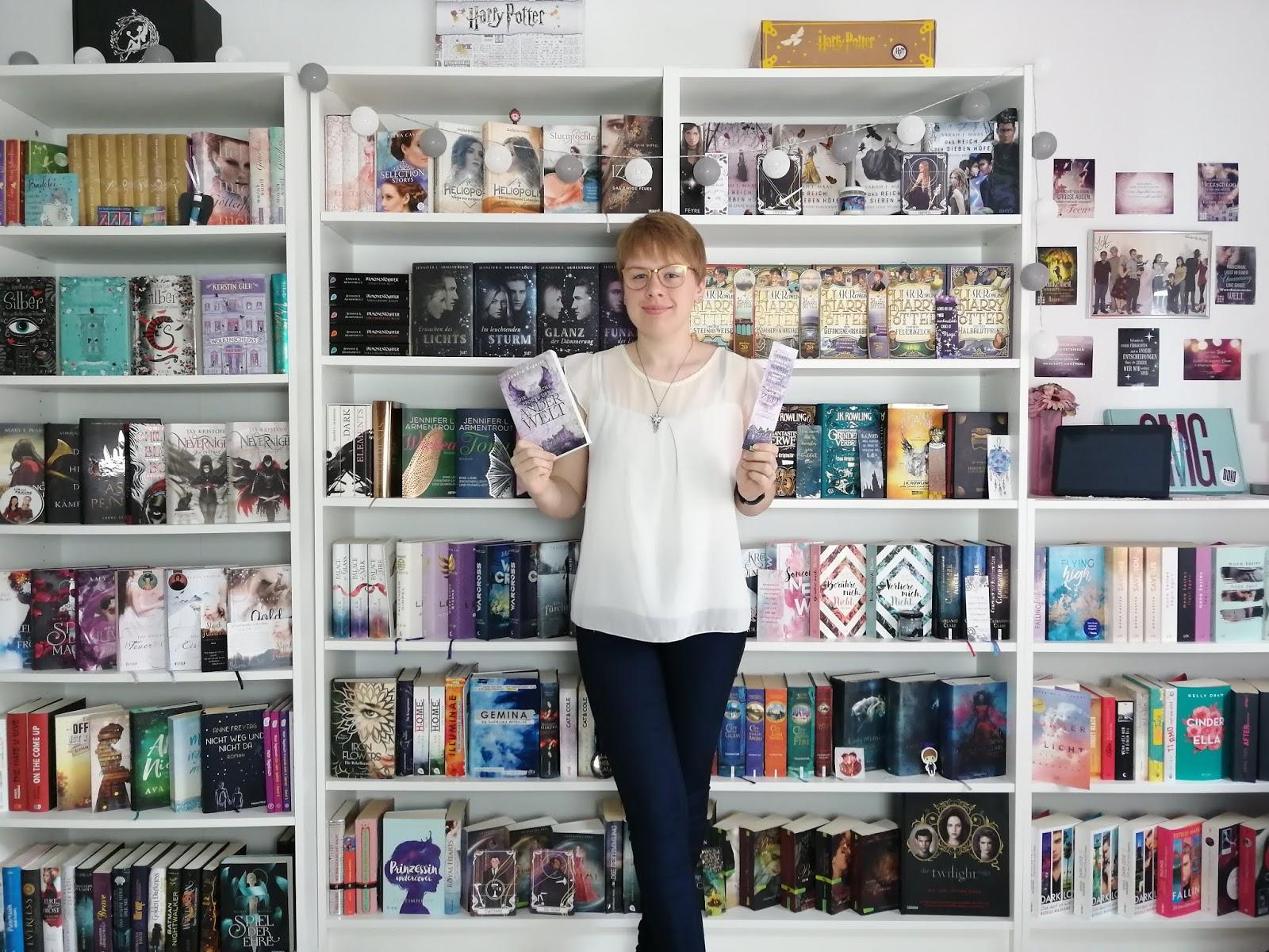 {Rezension} Die magische Pforte der Anderwelt | Sandra Regnier | Werbung