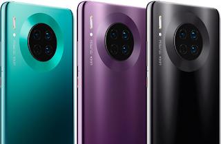 مواصفات و مميزات هاتف هواوي ميت Huawei Mate 30 هواوي ميت Huawei Mate 30 الإصدارات: TAS-AL00, TAS-TL00 عالم الهواتف الذكيّة