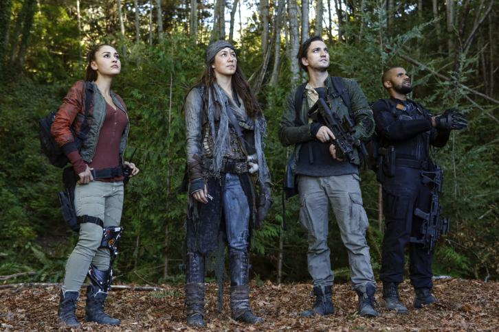 The 100 - Episode 4.04 - A Lie Guarded - Promos, Sneak Peek, Promotional Photos, Interview & Press Release