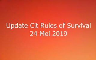 Link Download File Cheats Rules of Survival 24 Mei 2019