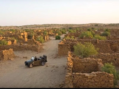 Kuldhara village Rajasthan story - రాజస్థాన్ లోని అతి భయంకరమైన గ్రామం - కుల్ ధారా .... 200 సంవత్సరాలుగా ఆ ఊరు ఖాళీగానే ఉంది .... ఏం జరిగింది..