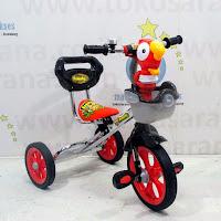family krom pernekel sepeda roda tiga bmx anak