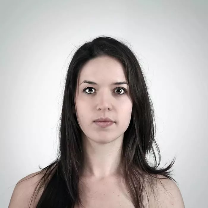 30 Side-By-Side 'Genetic Portraits' Depict How Powerful Family DNA Is