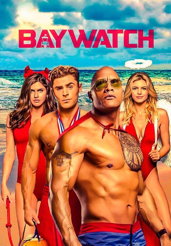 Baywatch Hindi Dubbed Dual Audio