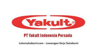 Lowongan Kerja PT. Yakult Indonesia Persada Sukabumi