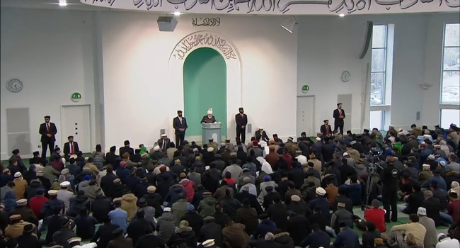 Humor: Nasruddin Hoja Khutbah di Masjid