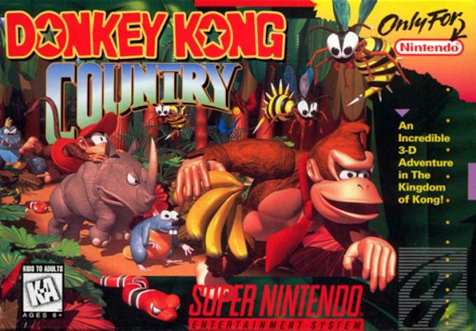 Donkey Kong Country Wiki