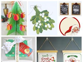 9 Fun Free Christmas Printables!