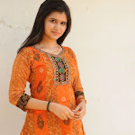 Sri Lalitha Telugu Actress in Cute Churidar Pics