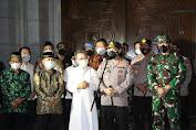 Kapolri Listyo Sigit Prabowo Bersama Gubernur Olly Kunjungi 2 Gereja di Sulut