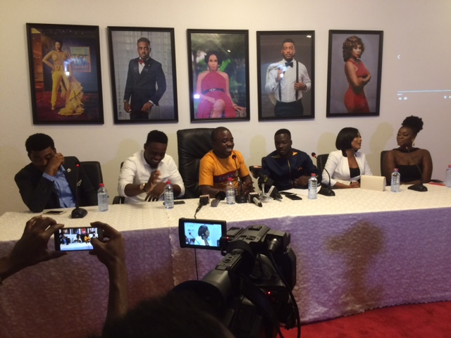 Bibi Bright, Toosweet Annan, James Gardiner unveiled by Zylofon media for the movie sector