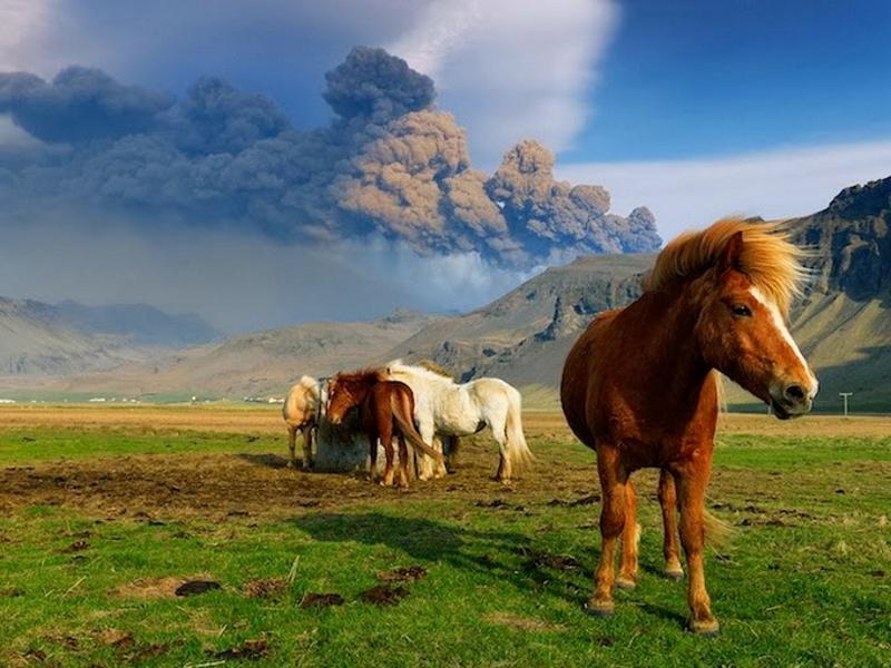 красивые места исландии