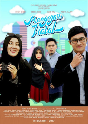 Download Film Indonesia Mengejar Halal (2017) WEB DL