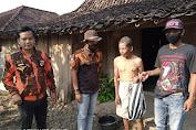 Dihari Kemerdekaan RI ke 75, Pemuda Pancasila Ranting Desa Bandung Gelar Baksos