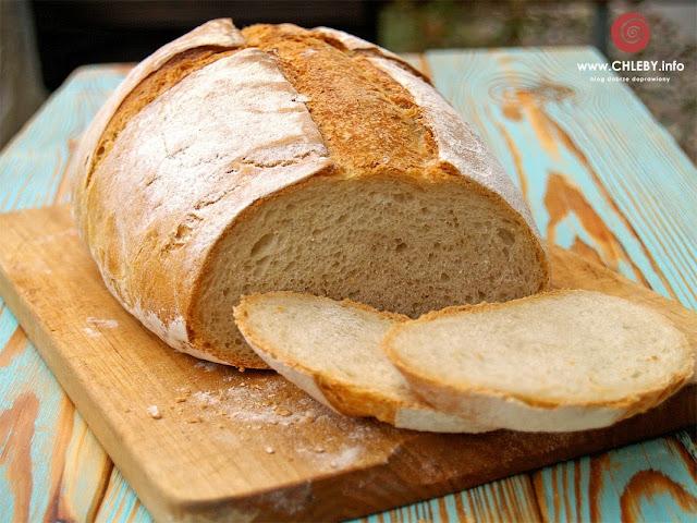 Chleb szwajcarski z garnka żeliwnego