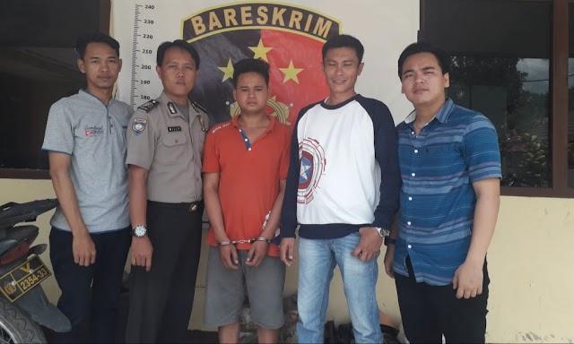 Tangkap Pengedar Narkoba, Polisi Amankan 9 Paket Sabu