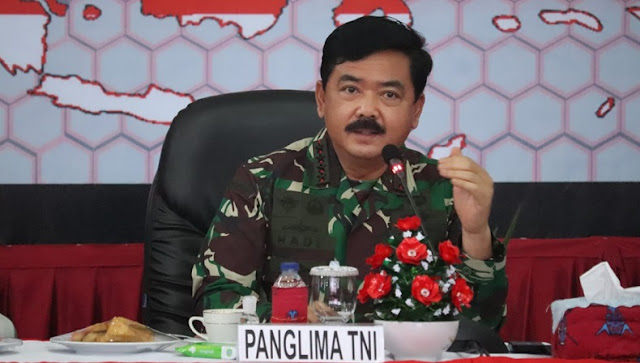 Panglima TNI Perintahkan Oknum Anggota yang Serang Polsek Ciracas Ditindak Tegas