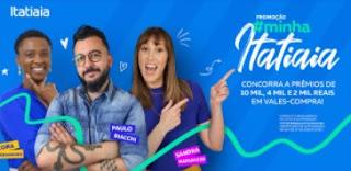 Cadastrar Promoção Minha Itatiaia 2020 Prêmios 10 Mil Reais - Participe Grátis
