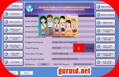 Aplikasi Excel Pembuat Administrasi Ujian Nasional Dan Ujian Sekolah