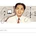 Prof. Dr. Samaun Samadikun menghias Google Doodle Hari ini