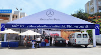 Sửa chữa lưu động Mercedes tại Đại lý Mercedes