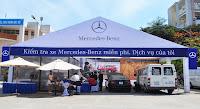 Sửa chữa lưu động Mercedes tại Mercedes Trường Chinh