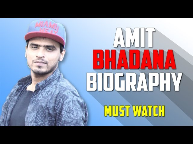 Amit Bhadana | Wiki | Biography | Income | Lifestyle |