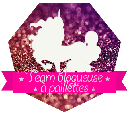 Team Blogueuse à Paillettes