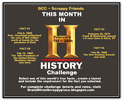 "FEBRUARY ""THIS MONTH IN HISTORY"" CHALLENGE"